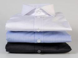 Ernst Alexis Mixed Cotton - Unika skjortor med bomull och Coolmax polyester.